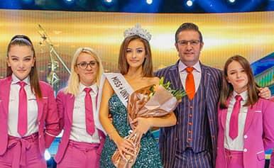 Miss universe kosova 2019