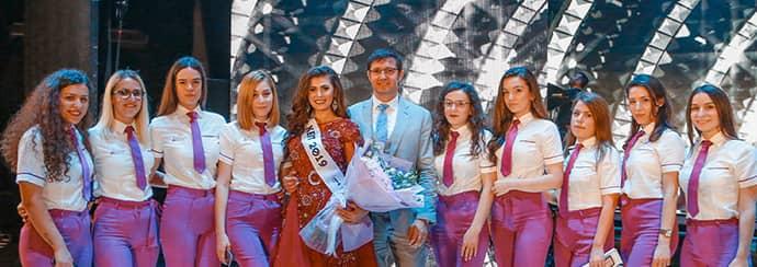 Miss universe albania 2019